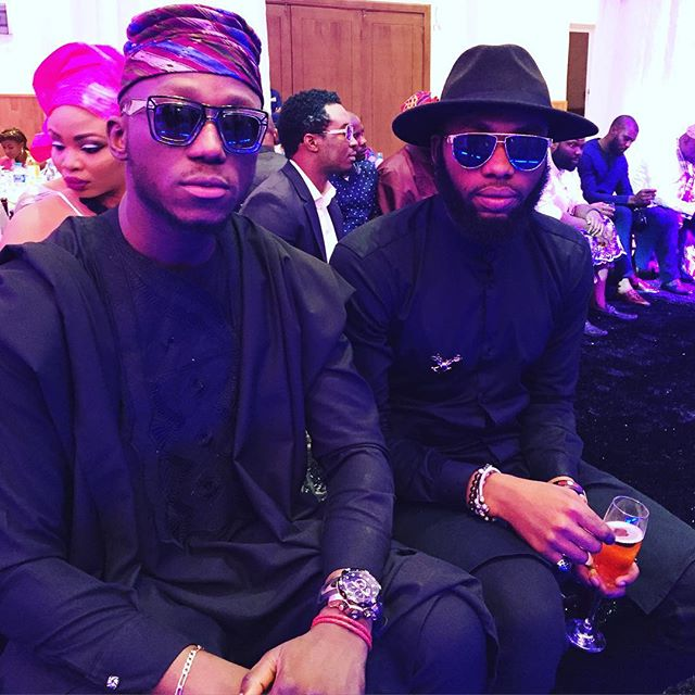 16 AsoEbiBella at Lilian Esoro & Ubi Franklin Wedding BellaNaija