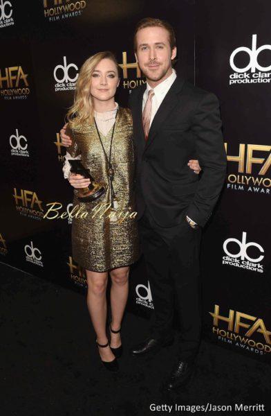 Saoirse Ronan & Ryan Gosling