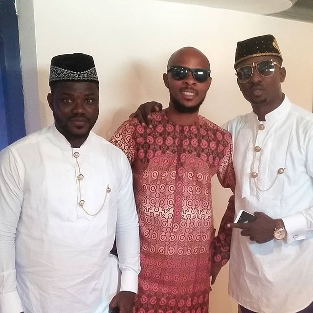 4 AsoEbiBella at Lilian Esoro & Ubi Franklin Wedding BellaNaija