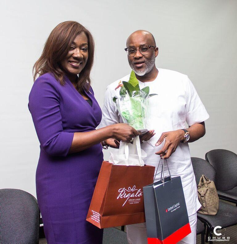 Nimi Akinkugbe & Lanre Olusola