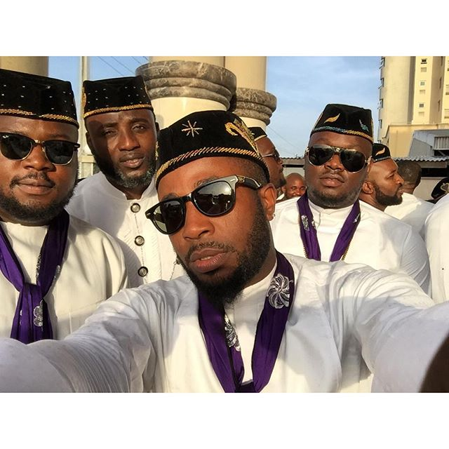 6 AsoEbiBella at Lilian Esoro & Ubi Franklin Wedding BellaNaija