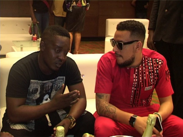 6 MI & AKA AT EKO HOTEL LOUDNPROUDLIVE INTERNATIONAL EDITION