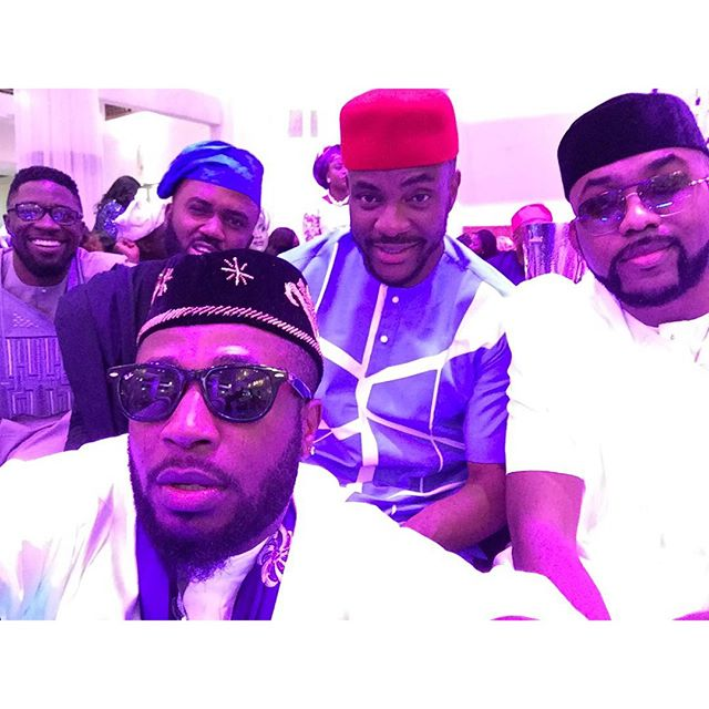 9 AsoEbiBella at Lilian Esoro & Ubi Franklin Wedding BellaNaija