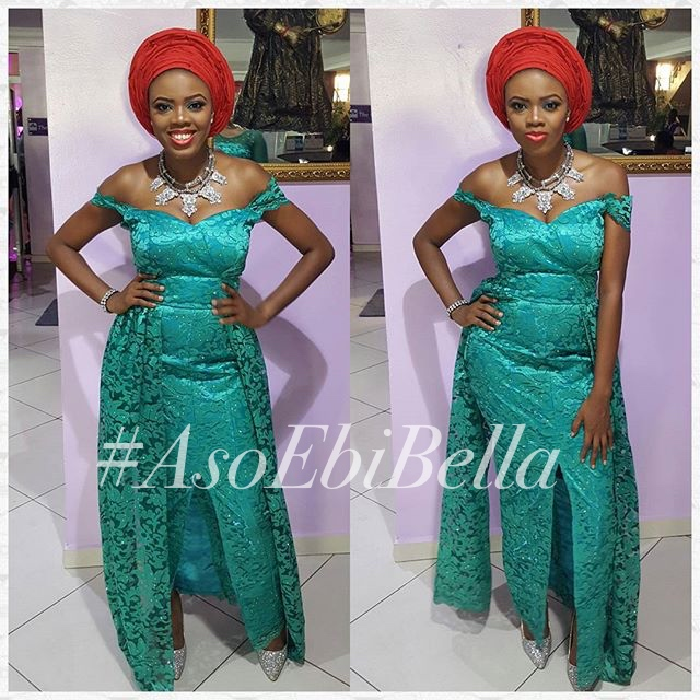 @adetokeoluwo, fabric by @bbfabrics, makeup by @emeraldfaces