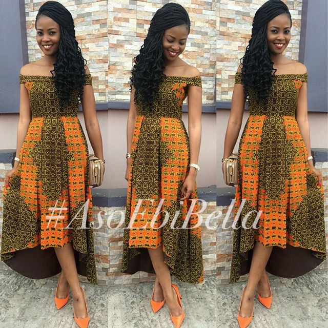 @lamiclothier in dress by @beesee_berry_stitches