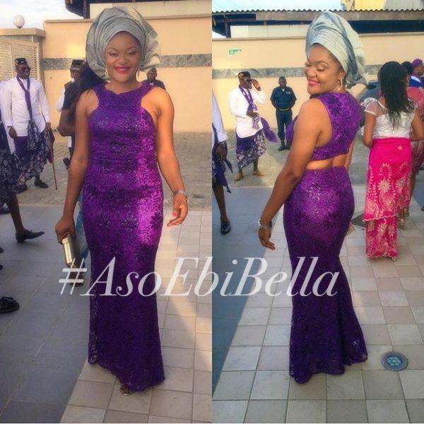 @queenshyn, dress by @kaybehogbu