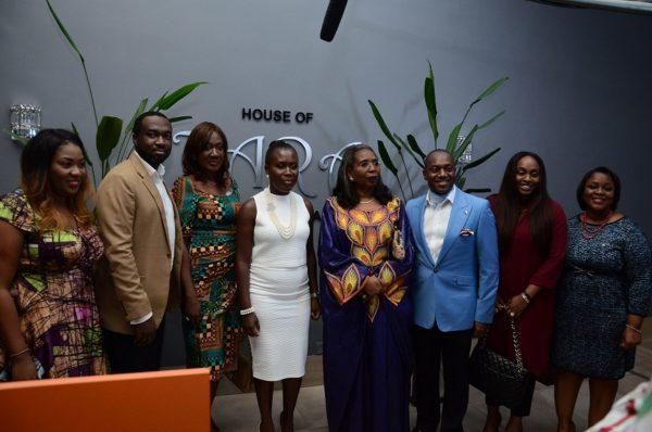 Ada Iwugo, Chukwu Monye, Nimi Akinkugbe,Tara Durotoye, Ibukun Awosika, Fela Durotoye, Osayi Alile
