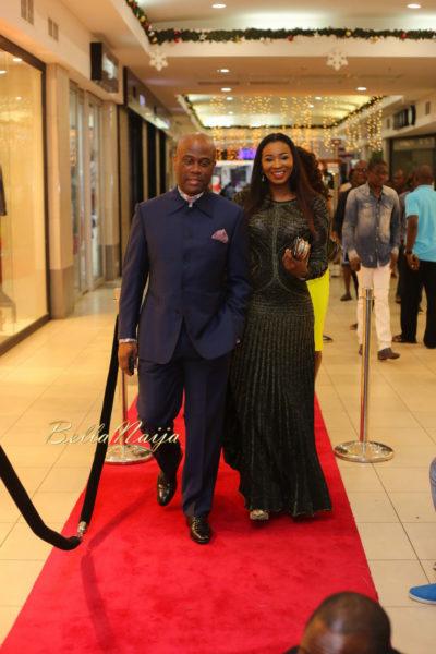 Herbert Wigwe & Chioma Ude