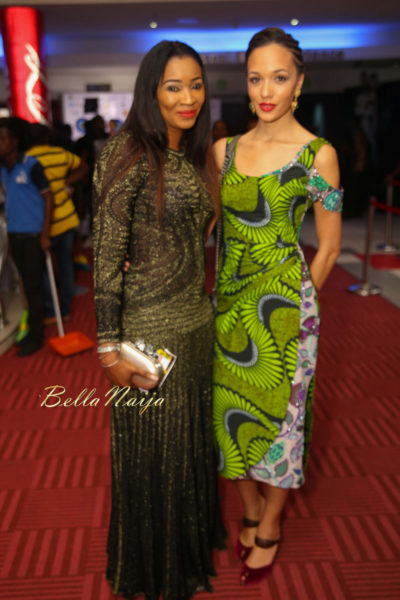 Chioma Ude & Eku Edewor