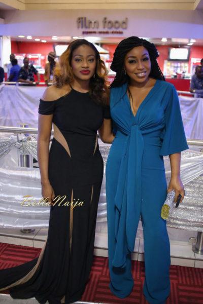 Lanre DaSilva Ajayi & Rita Dominic