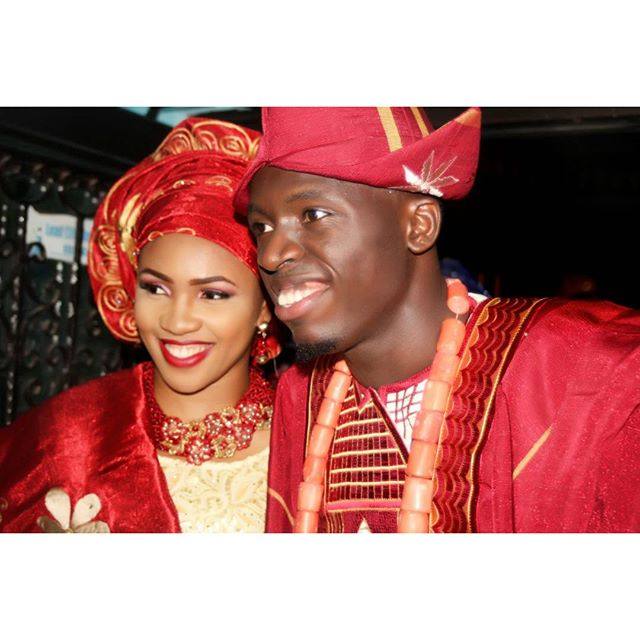 Akpororo Josephine Wedding 3