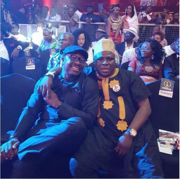 Ali Baba & Gbenga Adeyinka