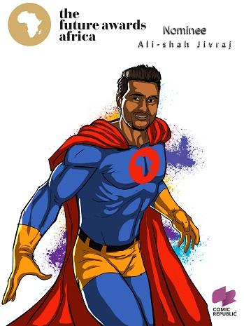 Ali-shah Jivraj - The Tony O. Elumelu Prize in Business