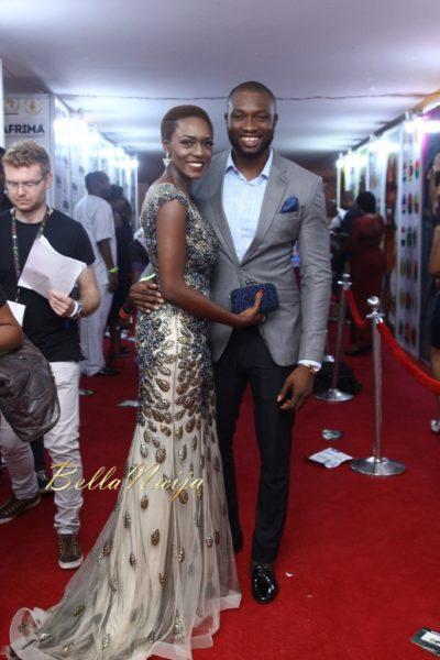 Beverly Osu & Emmanuel Ikubese