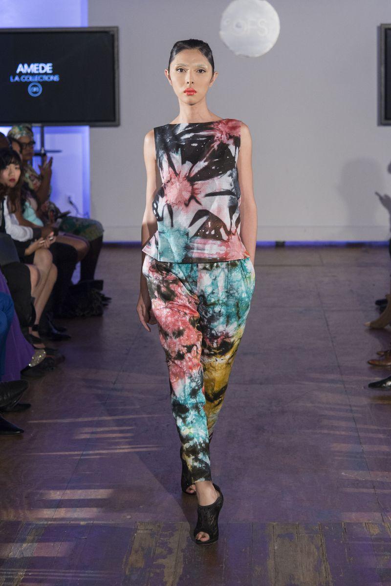 Amede Showcase At Oxford Fashion Studios In Los Angeles Bellanaija November2016004