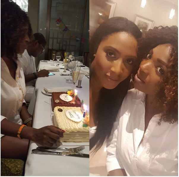 Annie Idibia's 31st Birthday 1