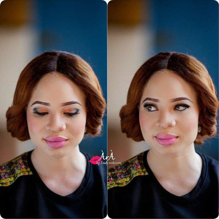 Ara by Laide and OAM Foundation Albino Makeup - BellaNaija - November 2015006