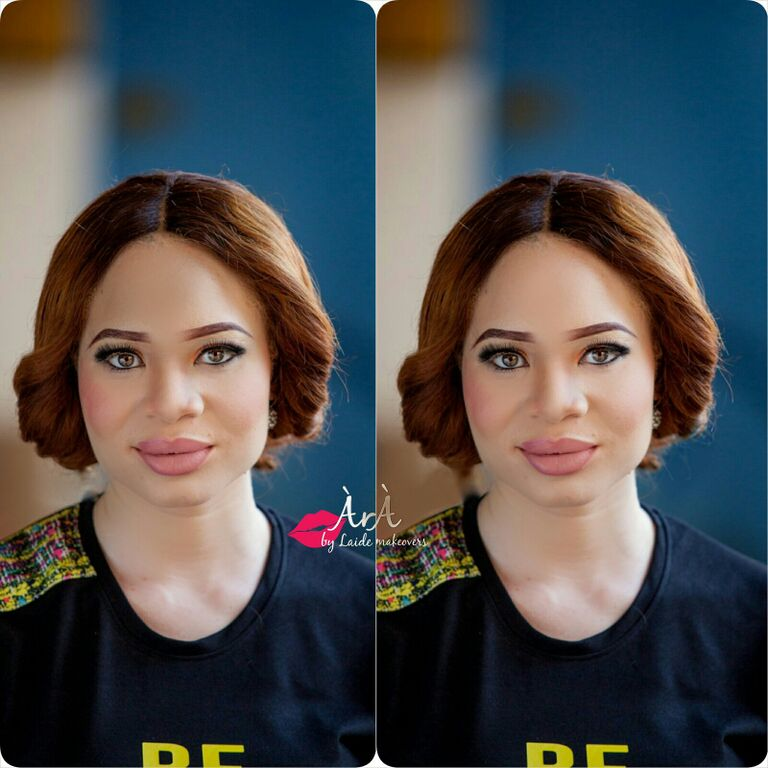 Ara by Laide and OAM Foundation Albino Makeup - BellaNaija - November 2015008