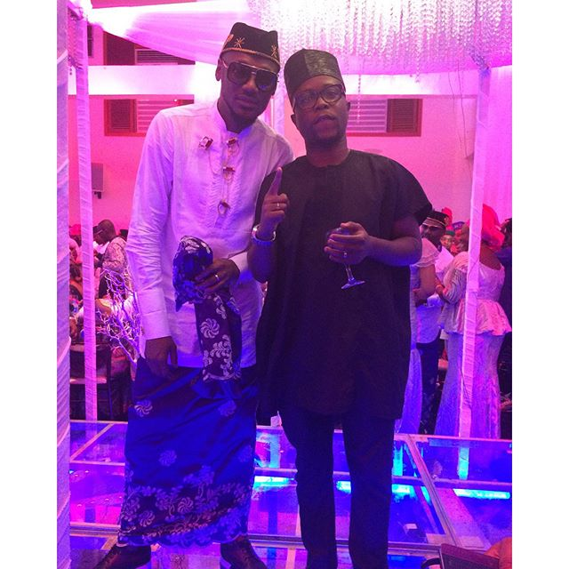 2Face Idibia & Deco