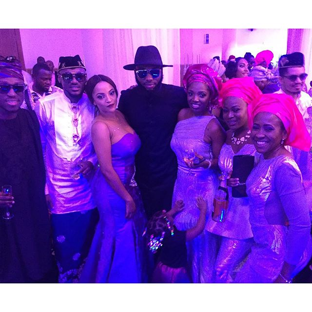 AsoEbiBella at Lilian Esoro & Ubi Franklin Wedding BellaNaija 24