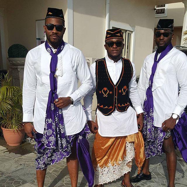Ubi with Gbenro & Nnamdi