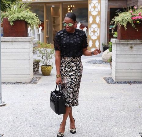 Awed by Monica Hot Shoe Trends to Try - BellaNaija - November 2015