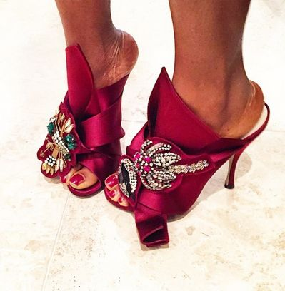 Awed by Monica Hot Shoe Trends to Try - BellaNaija - November 2015007