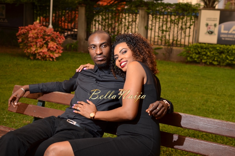 Ayomipo Opafuye & Kore Brown Pre-Wedding 10_BellaNaija Weddings pre-wedding shoot 2015