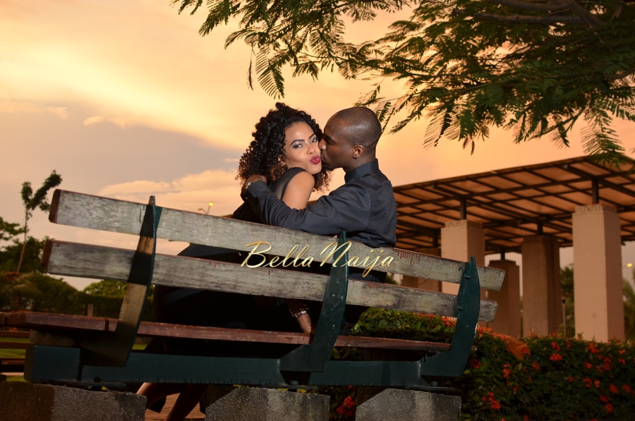 Ayomipo Opafuye & Kore Brown Pre-Wedding 11_BellaNaija Weddings pre-wedding shoot 2015