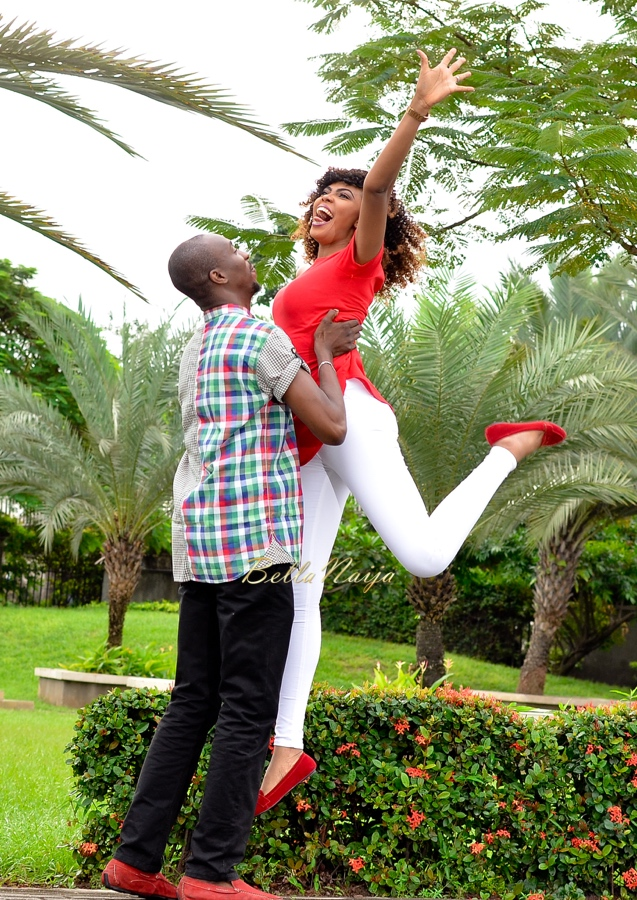 Ayomipo Opafuye & Kore Brown Pre-Wedding 1_BellaNaija Weddings pre-wedding shoot 2015