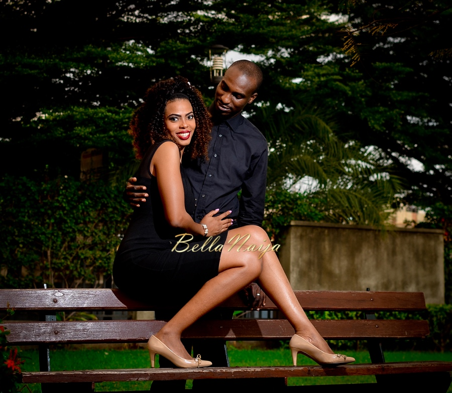 Ayomipo Opafuye & Kore Brown Pre-Wedding 3_BellaNaija Weddings pre-wedding shoot 2015