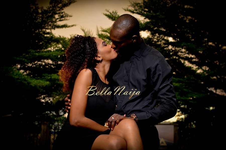 Ayomipo Opafuye & Kore Brown Pre-Wedding 4_BellaNaija Weddings pre-wedding shoot 2015