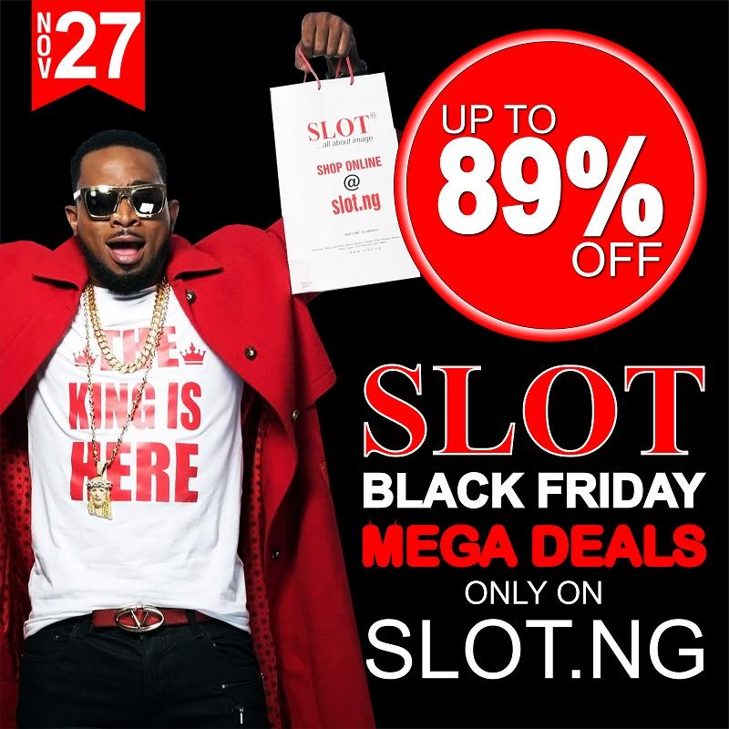 Slot ng black friday