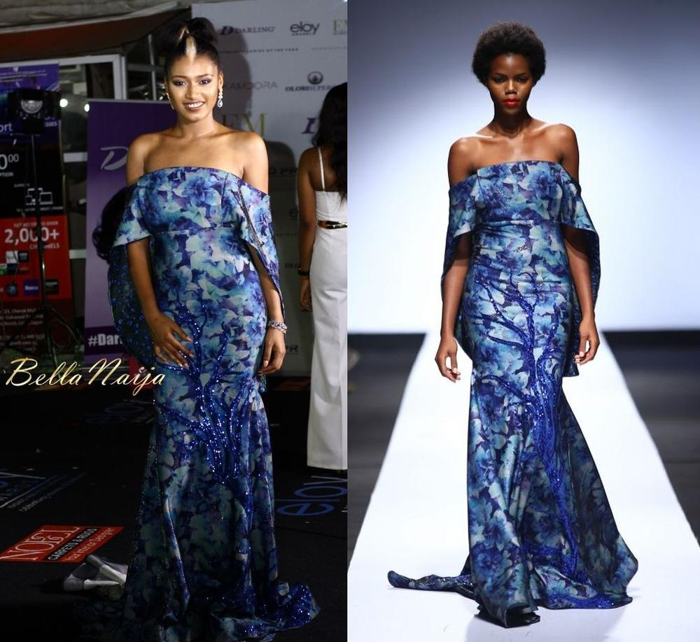 BN Collection to Closet Elma Godwin in DZYN - BellaNaija - November 2015