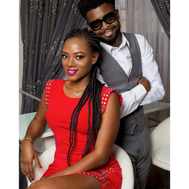 Image result for basketmouth and wife