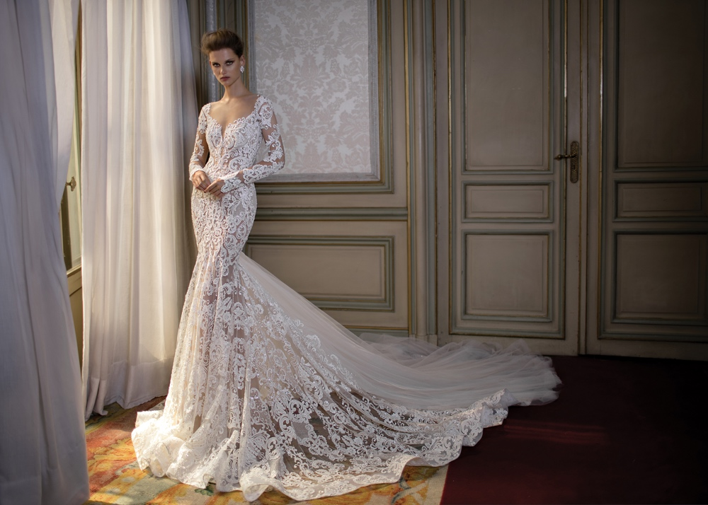 Bn bridal berta bridal summer 2016 collection for Berta wedding dress collection