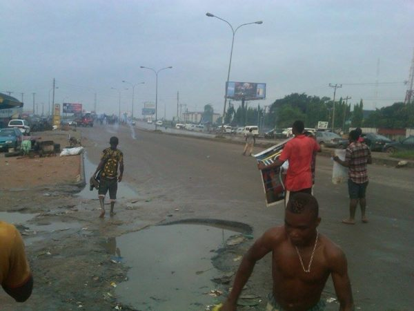 Biafra Protetst 2