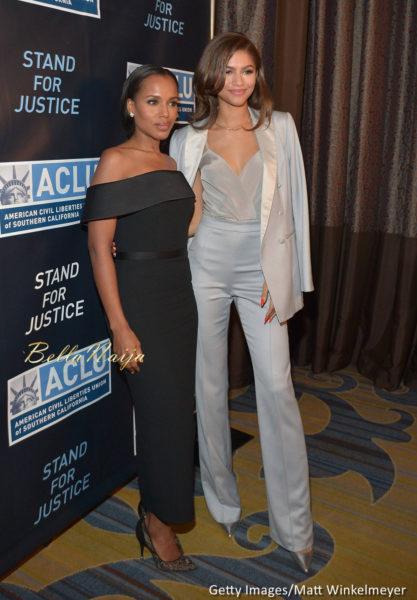 Kerry Washington & Zendaya