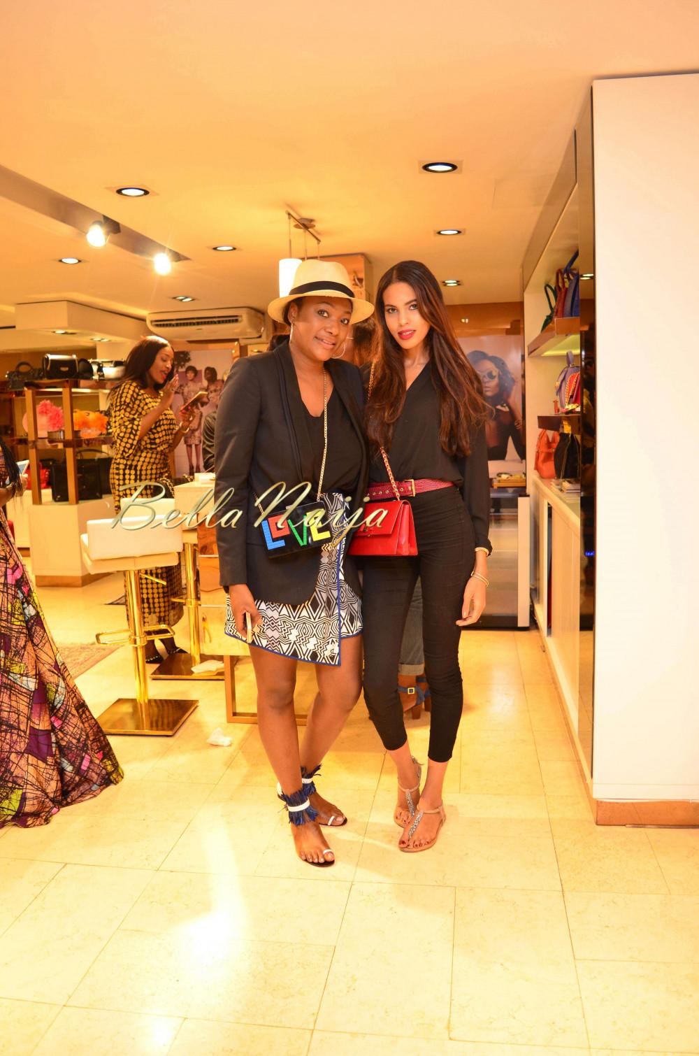 Bola Balogun & Jill Asemota