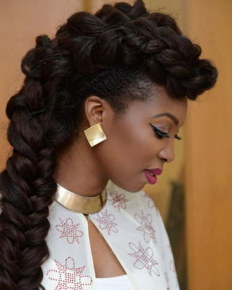 Bolanle Olukanni Hair - BellaNaija - November2015001
