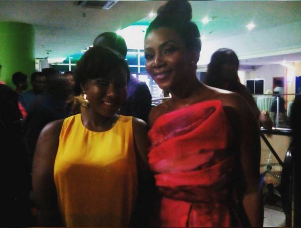 Brenda Ogbukaa & Genevieve Nnaji