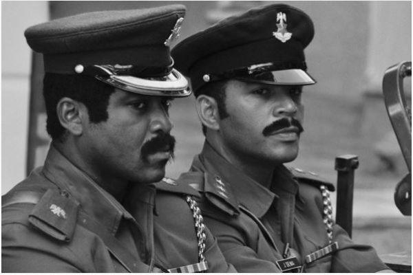 Chidi Mokeme & Ramsey Nouah in '76