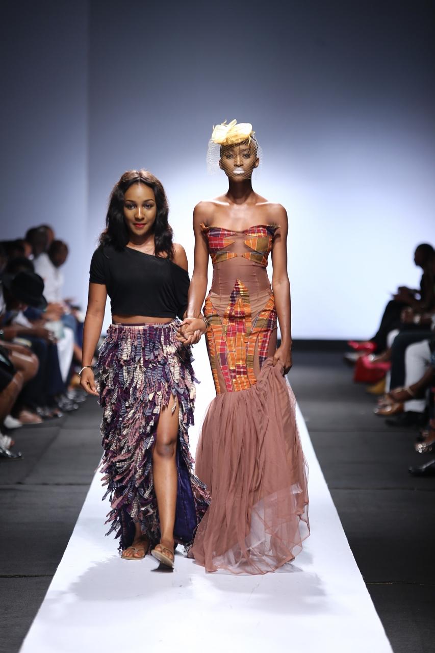 Chinenyenwa Ekejiuba, Designer Conae Insignia