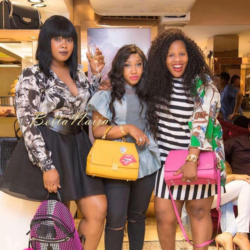 Chiso, Jennifer Obayuwanu & Kanayo Ebi