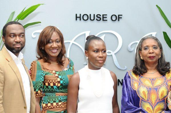 Chukwuka Monye, Nimi Akinkugbe,Tara Durotoye, Ibukun Awosika