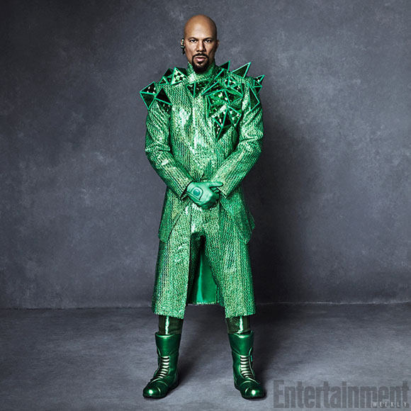 Common as Bouncer, The Emerald Gatekeeper