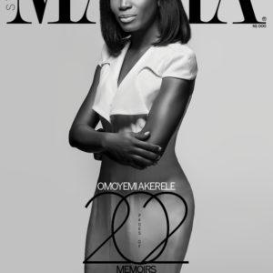 Omoyemi Akerele Style Mania Magazine Fashion issue