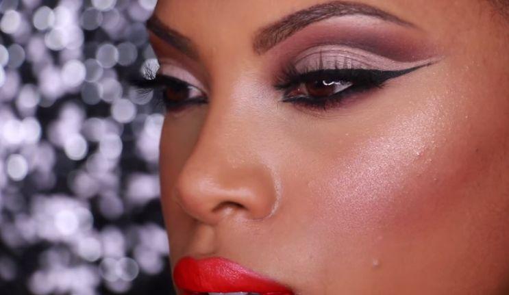 Cut Crease Eyeshadow - BellaNaija - November 2015