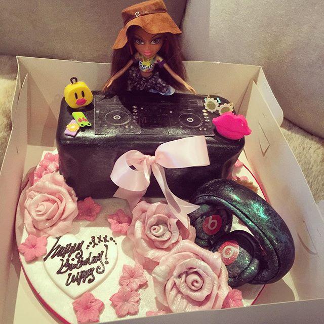 DJ Cuppy Birthday 4