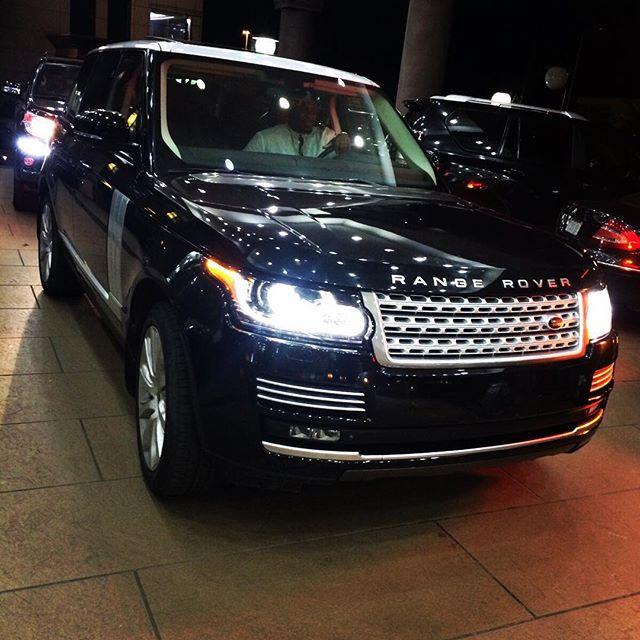 Davido Range Rover 2